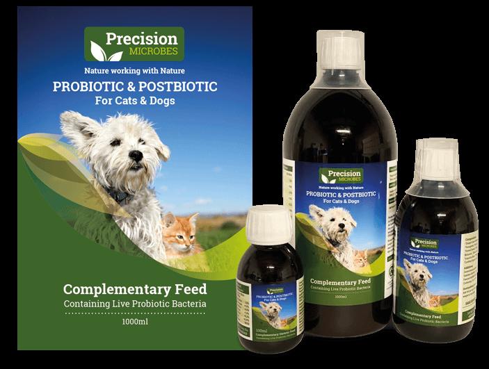 Precision Microbes Pets