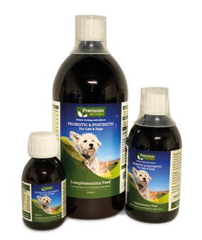 Probiotic & Prebiotic Cats and Dogs